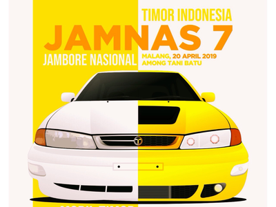 Jamnas mobil timor Indonesia 2019