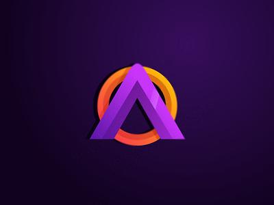 alpha logo corel team illustration design ilustrator coreldraw forsale good nice logo
