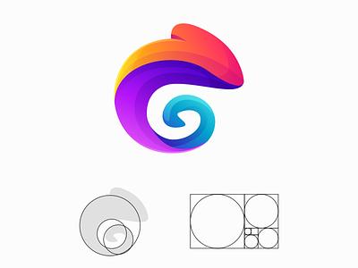 chameleon vector e-sport sport design ilustrator coreldraw forsale good nice chameleon logo