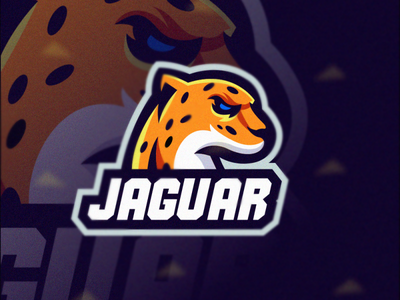 JAGUAR best logo best design animal good vibes best newlogo jaguar vector e-sport sport design ilustrator coreldraw forsale good nice logo
