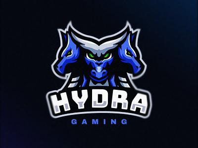 hydra logo new best sports jersey team esports esport dragon hydra sportlogo vector e-sport sport design ilustrator coreldraw forsale good nice logo
