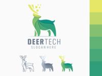 Deer tech logo
