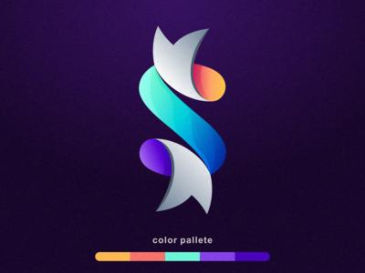Letter S logo