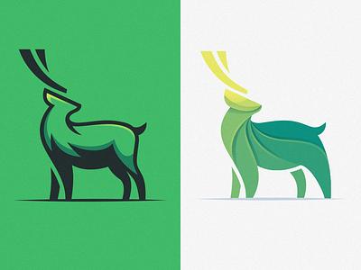 Deer awesome illustrator branding great vector illustration corel team coreldraw ilustrator e-sport design deer logo deer good nice logo