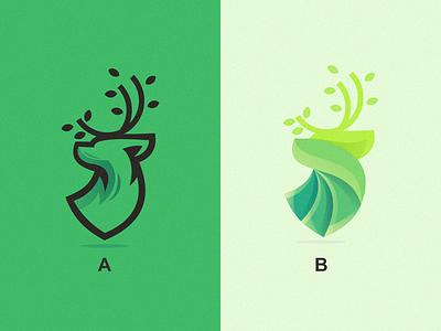 Deer logo icon ux branding vector corel ilustrator coreldraw good logo illustration sport forsale forest logo deer