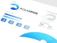 logo concept for polarpos