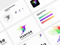 logo for it sense