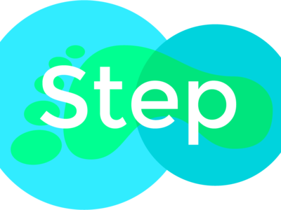 Step Logo Design