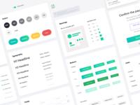 Design system for Z bank