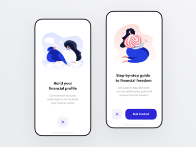 Onboarding for Banking app