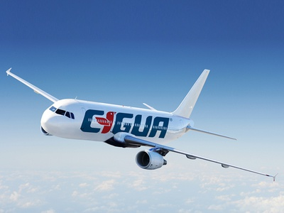Cigua Airplane: from archive: old brand 2007