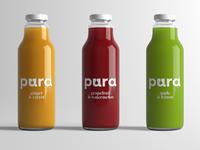 Pura 3 Juices, Unused concept