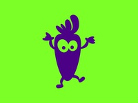 Character Educative for kids CARROT