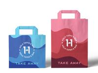 Spanish Bar Tapas Bags