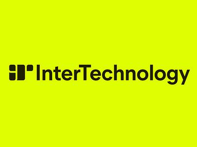 InterTechnology symbol icon logo simple identity branding