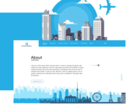 Travel ICO design
