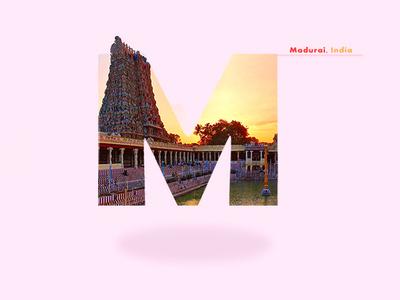 Madurai design typography