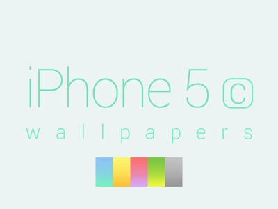 Download wallpapers iPhone5C))