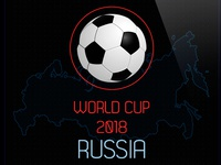 Design for WORLD CUP 2018 app