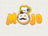 Concept logo Mojo