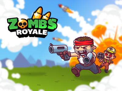 Zombs Royale Promo image