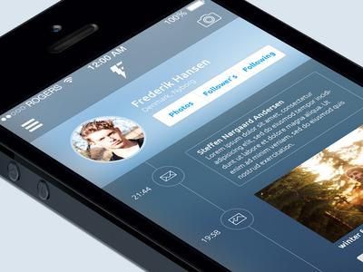Flash iOS7