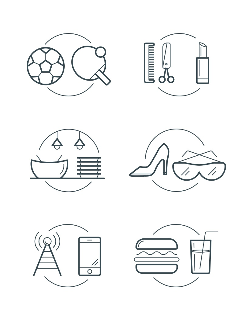 Big icons
