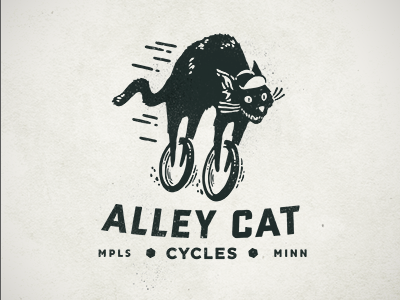 Final Alley Cat Cycles Logo