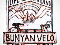 Bunyan Velo Patch Sketch