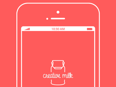 Iphone flat illustration kit by creativemilk.fr free freebie illustrator iphone vector flat design