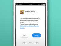 A little mobile app exploration