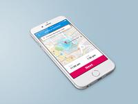 Offer WIFI hotspot, mobile app