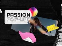 Passion Pop-Ups