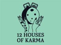 12 Houses Of Karma Logo