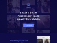 Prelaunch Website Design