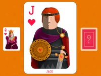 Playing cards - jack