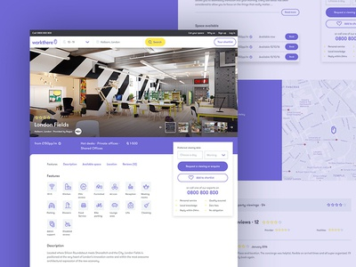 Worthere - Office page