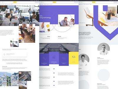 Workthere - website