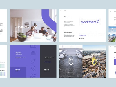 Workthere - Brand Guidelines