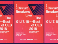 Circuit Breakers Poster Concepts