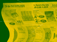 Chinese supermarket scans
