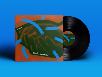 Spirit, Breathe texture band artwork album
