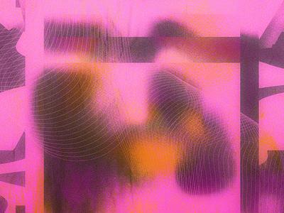 Darkly scanner poster texture scan
