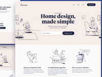 Homestory Design Explorations