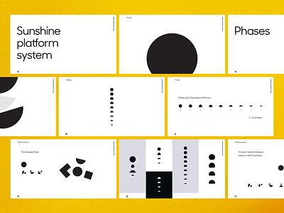 Sunshine platform system explorations platformer identity branding design platform zendesk sunshine