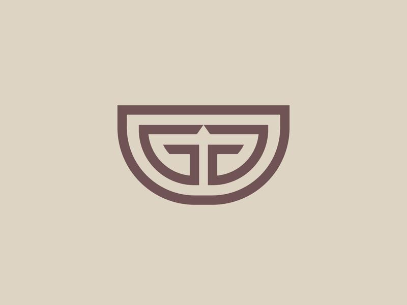 GG Monogram Logo modern logo graphic designer letter logo logoground stock logos brand designer logo maker logo designer logo for sale buy logo monogram logo gg monogram