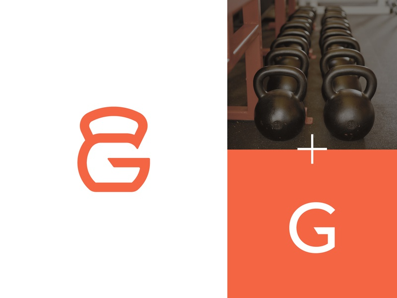 Logo for Gym fitness typography letter logo logoground stock logos logo for sale graphic designer brand designer logo maker logo designer sport logo gym logo gym