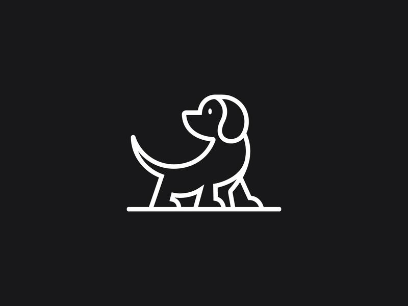 Puppy logoground stock logos logo for sale graphic designer brand designer logo maker logo designer doggy logo dog logo puppy logo logo for veterinary veterinary pet logo