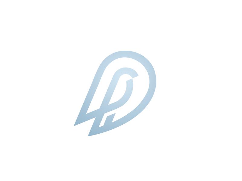 Bird Logo modern logo illustration logoground stock logos logo for sale graphic designer brand designer logo maker logo designer bird bird logo