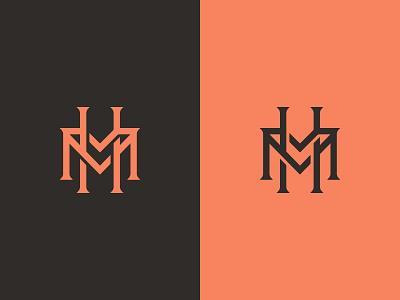 H&M Monogram Logo hm monogram logo typographic logo letter logo logoground stock logos logo for sale graphic designer brand designer logo maker logo designer
